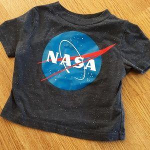 Mad Engine Baby Nasa Shirt 12 month